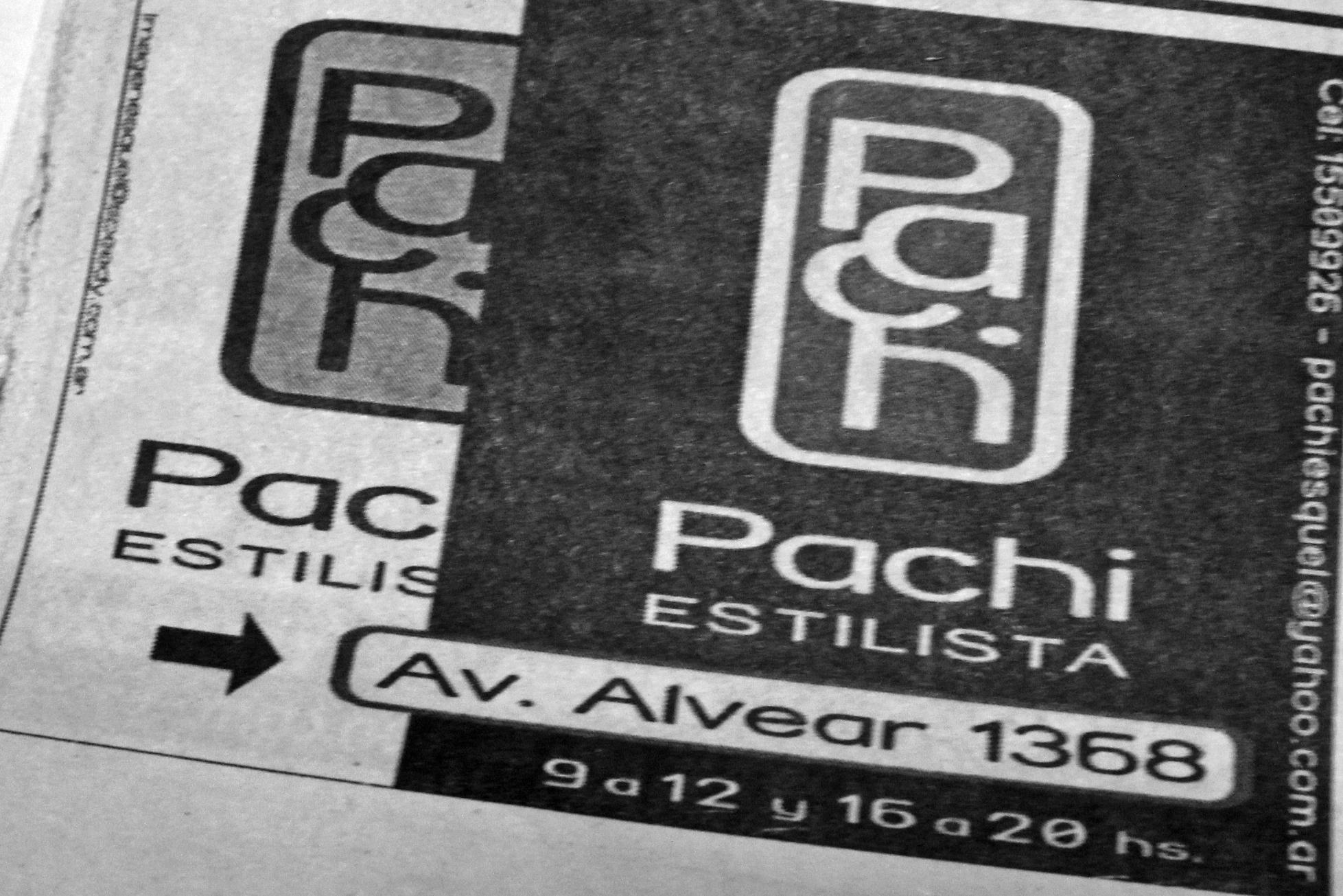 Aviso en Diario Pachi Estilísta