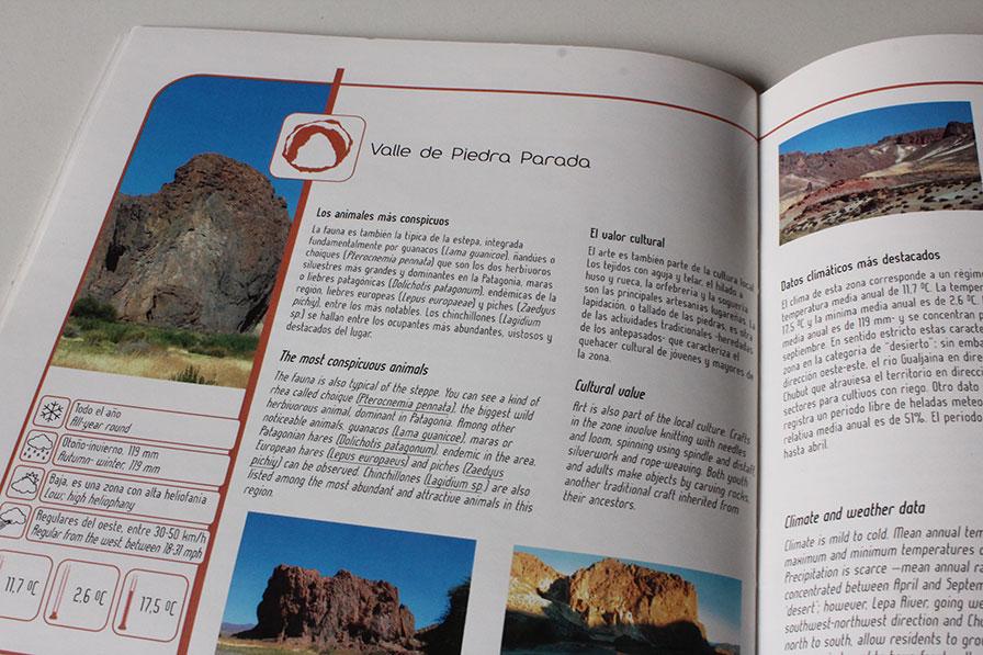Brochure Agencia de Turismo