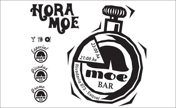 Publicidad Hora Moe