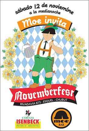 Afiche NovemberFest