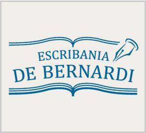 Logo Escribanía De Bernardi