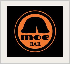 Logo Moe Bar