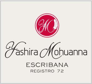 Logo Escribania Mohuanna